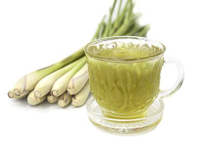 Thai Kräuter-Getränke, Zitronengras Wasser. Standard-Bild - 26793476
