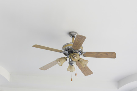 electric ceiling fan. photo