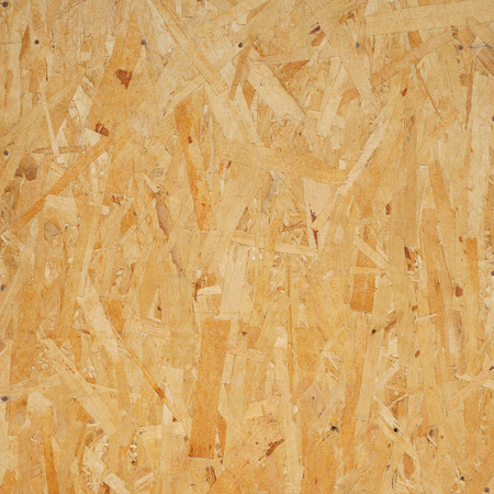 osb: texture of an osb board Stock Photo