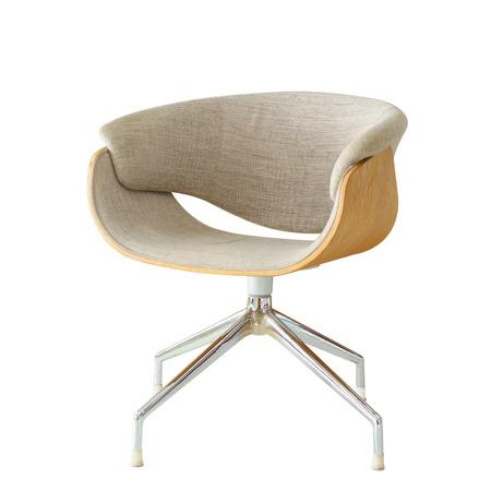 silla: Silla moderna aislada. Foto de archivo