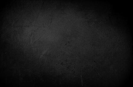 Dark grunge texture background - Black wall