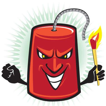 explosives: Dynamite Crazy