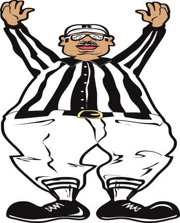 arbitros: El Touchdown