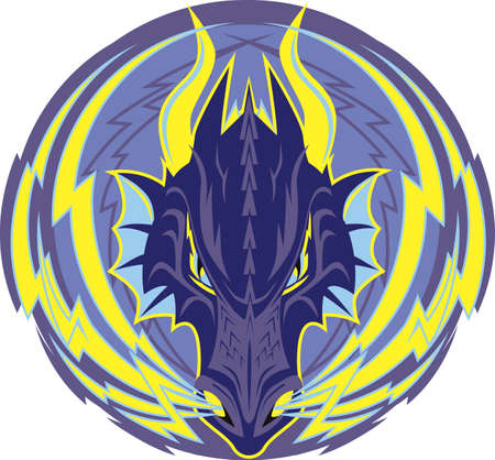 Lightning Dragon Emblem