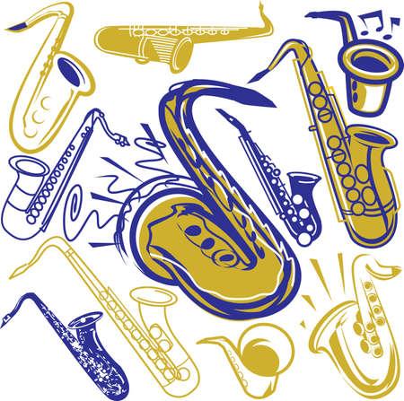 tenore: Collezione di sassofono