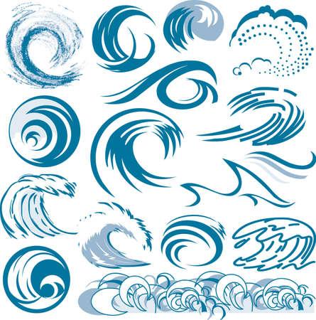 surfeur: Collection de vague