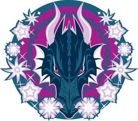 wintry: Wintry Dragon Emblem
