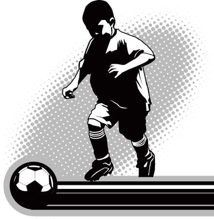 Youth Soccer Player