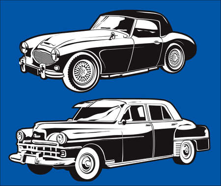 vintage: Vintage Cars