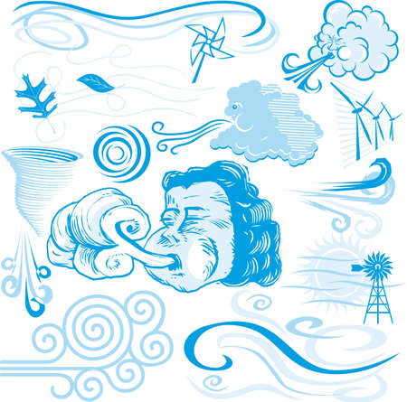 viento: Colecci�n de viento