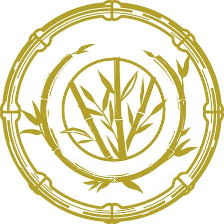 Anneaux de bambou