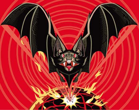 Bat Out Of je-weet-waar