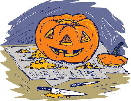 pumpkin seeds: Pumpkin Carving