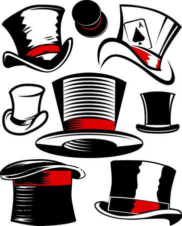 sombrero: Colecci�n Sombrero de copa