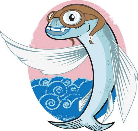 Voler Aviator poisson