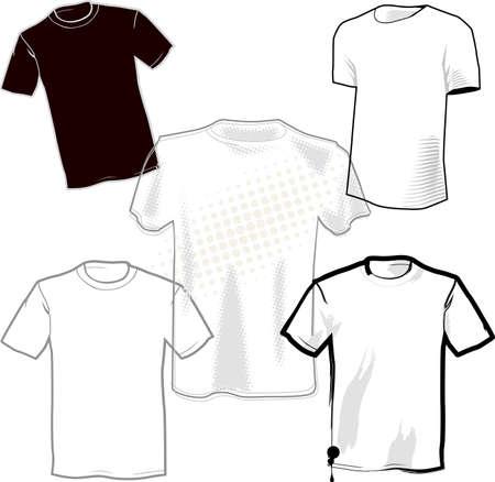 mens: Blank T-Shirts