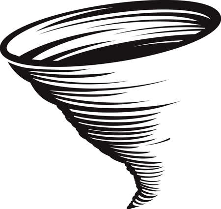 Twister: Cyclone Illustration