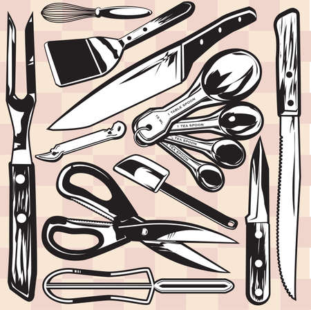 spatula: Kitchen Tools