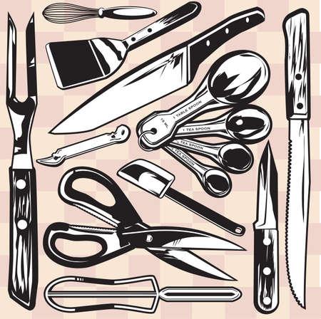 ouvre boite: Outils de cuisine