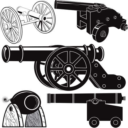 a cannon: Cannon Collection