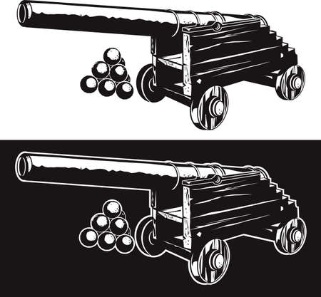 a cannon: Ancient Cannon