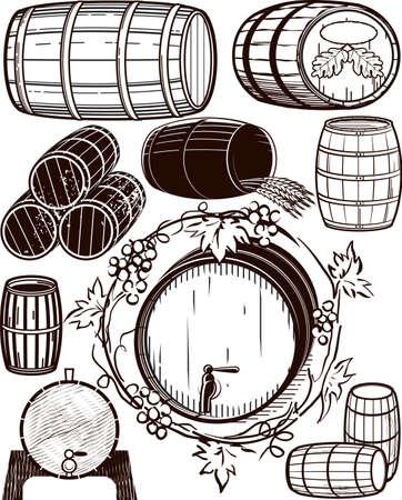 Barrel Collectie