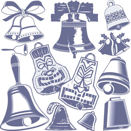 Bell Collection Vector