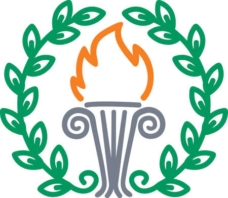 Greek Torch