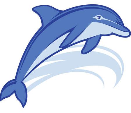 Dolphin Mascot