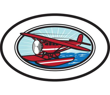 Waterplane Oval