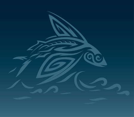 Maori Malolo Stock Vector - 13232398