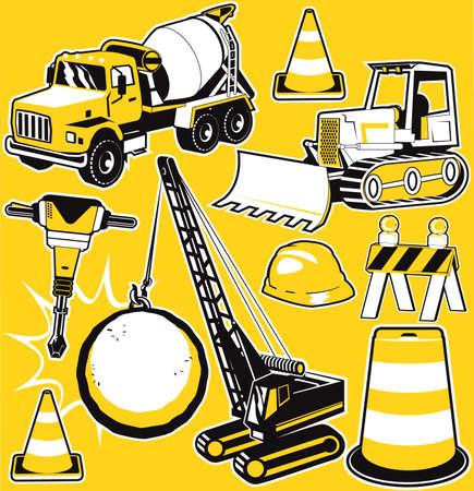 Construction Clip Art Vector