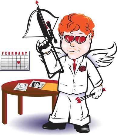 sicario: Cupido Hitman