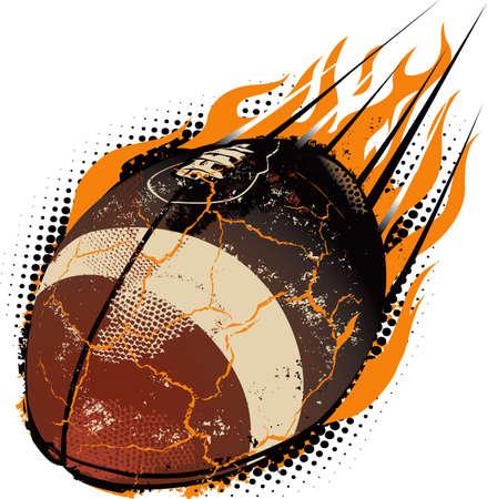 Football Collection Illustration