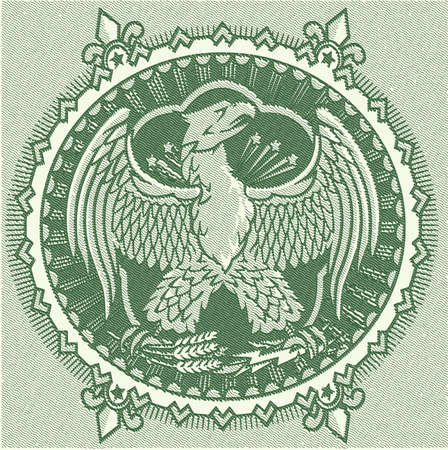 Eagle Currency Seal