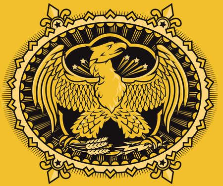 Imperial Eagle Seal