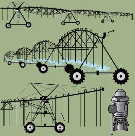 灌漑クリップ アート