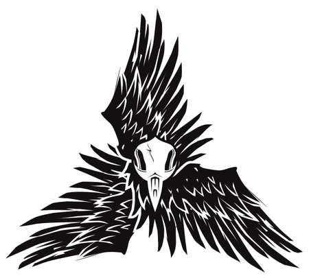 Crow Triskelion