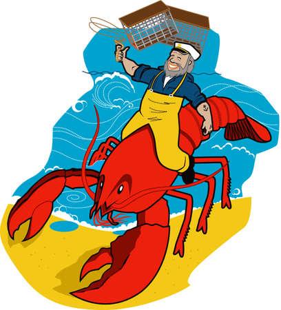lobster: 랍스터 선장
