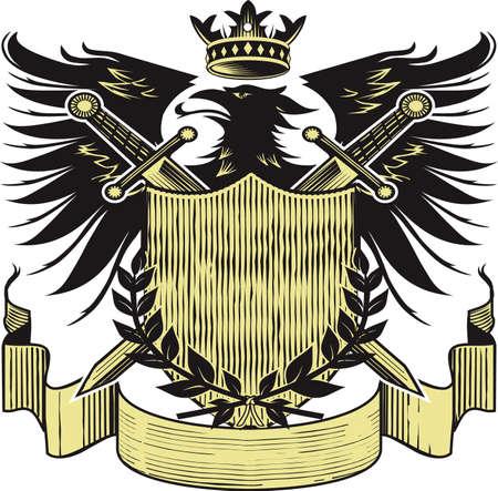 blackbird: Królowie Blackbird Crest Ilustracja