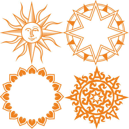 14,042 Tribal Sun Stock Illustrations, Cliparts And Royalty Free ...
