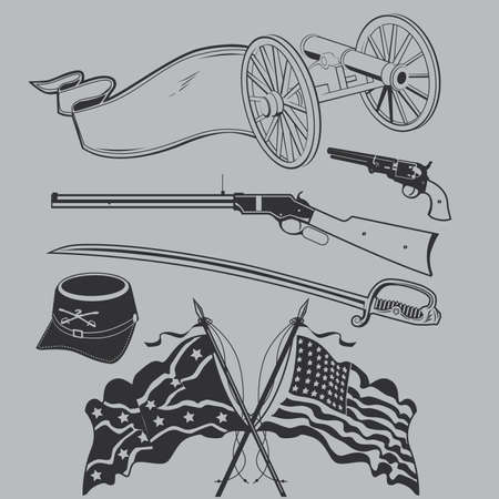 cannon: Civil War Collection Illustration