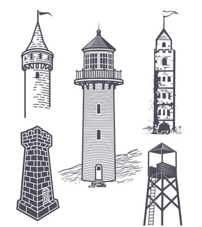 steeple: Tower Collection