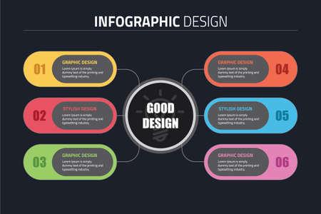 appartement business présentation vecteur diapositive template
