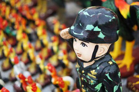 plastic soldier: Soldier doll