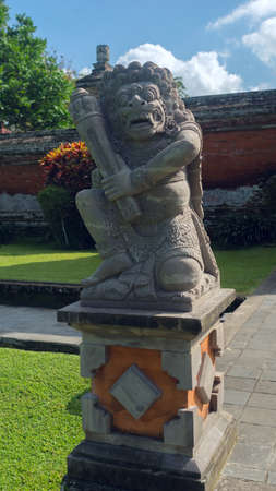 epic: Hero of the Balinese epic Barong