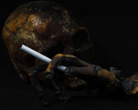 Smoking is bad for your health Stock Photo - 3206192