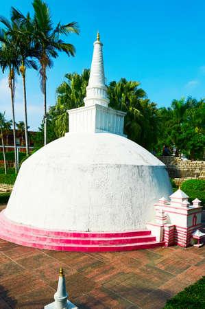 Jetavanaramaya, Sri Lanka at The Window of the World theme park, Shenzhen Editorial