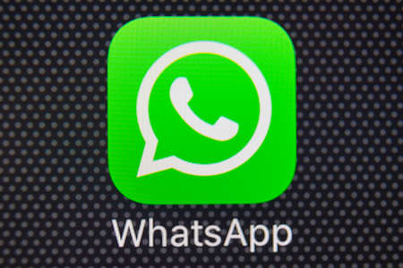 Whatsapp Icon Stock Photos And Images - 123RF