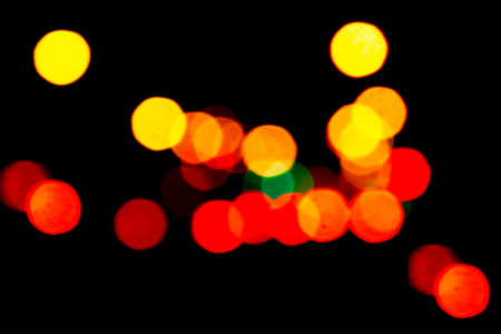 Bokeh with multi colors. Festive lights bokeh background. Defocused bokeh lights. Blurred bokeh. Bokeh light vintage background. Abstract colorful defocused dot. Soft focus. Soft lighting Stockfoto